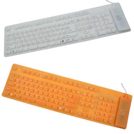 順悅 SUNYES 矽膠 果凍標準鍵盤