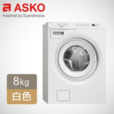 ASKO 瑞典賽寧12公斤滾筒式洗衣機W6424(白色)