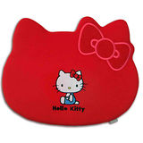 Hello Kitty兜風紅系列-頭型坐墊