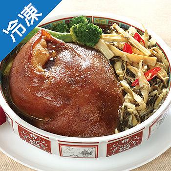 饗城紅燒花筍燴元蹄1000g+-5%/碗(年菜)