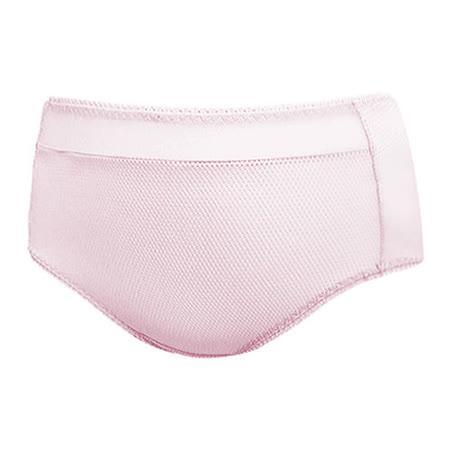 【曼黛瑪璉】F64018 保氧bra─好好搭 高腰三角棉褲(花瓣粉)