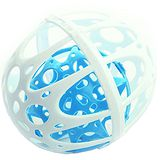 雙層球形內著衣物魔術清洗球2入超值組(NET-011X2)