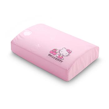 【Hello Kitty-蘋果粉】記憶午安枕