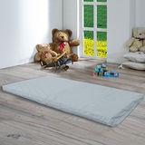 《莫菲思》純天然乳膠嬰兒素色床墊(小-5cm)