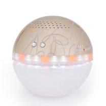 antibac2K 安體百克空氣洗淨機【Magic Ball。彩繪版 / 金色】QS-1A3