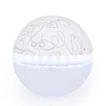 antibac2K 安體百克空氣洗淨機【Magic Ball。彩繪版 / 白色】QS-1A2