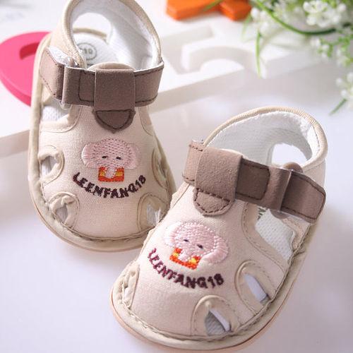 車 魔法Baby~可愛大象俏皮系童鞋 米 ~ 童鞋~s5683 111213