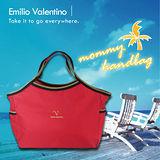 【Emilio Valentino】紅色時尚手提包(EV-3628R)