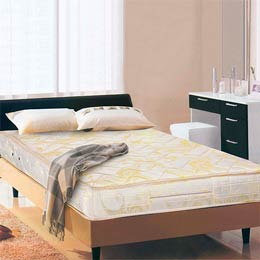 【Maslow-蜂巢式記憶矽膠】加大獨立筒床墊