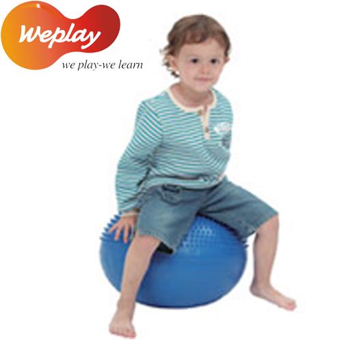Weplay身體潛能開發~動作發展~飛碟觸覺球
