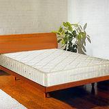 【Maslow-記憶矽膠】單人硬式彈簧床墊