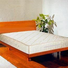 【Maslow-記憶矽膠】雙人硬式彈簧床墊