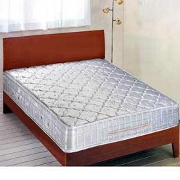 【Maslow-天然乳膠】雙人硬式彈簧床墊