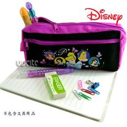 Disney迪士尼白雪公主筆袋化妝包-黑色