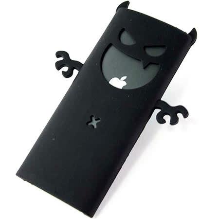 【Q-Max】小惡魔矽膠保護套 (Nano 4代專用)~2色可選
