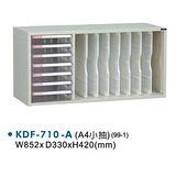 KDF-710-A(99-1) 開放式文件櫃