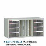 KDF-712G-A (99-5) 開放式效率櫃