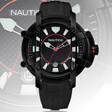 NAUTICA 暗黑騎士腕錶