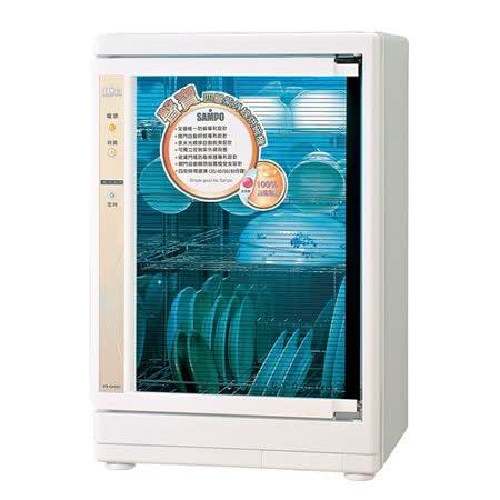 【網購】gohappy線上購物SAMPO聲寶-四層光觸媒紫外線烘碗機(KB-GH85U)評價怎樣愛 買 dm