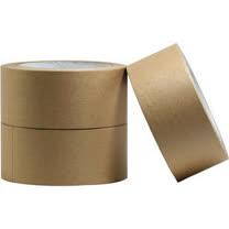 可書寫 牛皮紙封箱膠帶 48mm x 35M 88入/箱