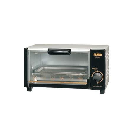 【聲寶SAMPO】 6L烤箱 KZ-LA06