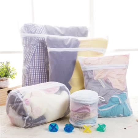 【PS Mall】超值10入 魔法方型洗衣袋 厚實立體蜂巢式衣物收納袋 粗網J040 密網J042