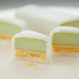 【貝利比魔法烘焙】禪意綠茶乳酪條(6條/盒)*2盒-含運