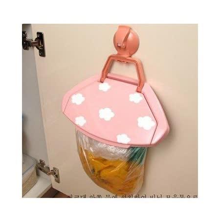 【PS Mall】乳牛圖案垃圾桶/垃圾蓋/收納/垃圾架/垃圾桶蓋/車用垃圾桶 (J117)