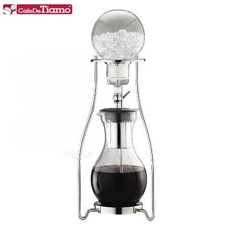 CafeDe Tiamo #13 不鏽鋼十人份中冰滴組 (HG2605)