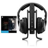 SENNHEISER德國聲海 RS170 無線耳罩式耳機
