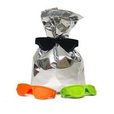5色墨鏡造型密封夾