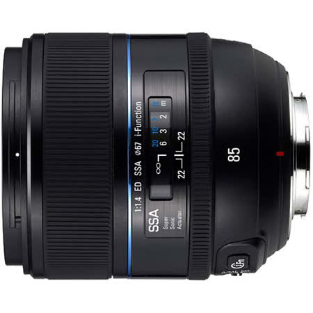 SAMSUNG 85mm F1.4 ED SSA i-Function (公司貨).-送保護鏡(67)+拭鏡筆