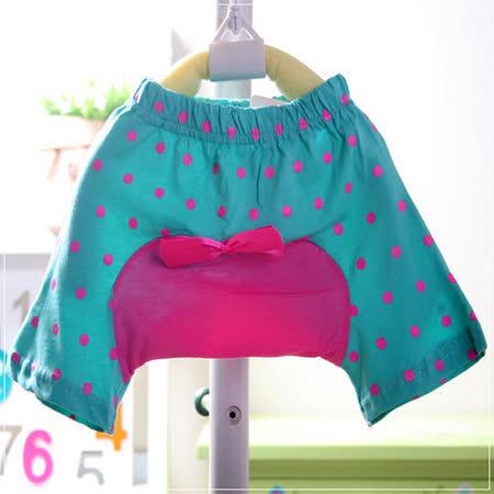 (購物車)魔法Baby ~小喇叭蝴蝶結短褲(天空藍)~時尚設計童裝~k19872