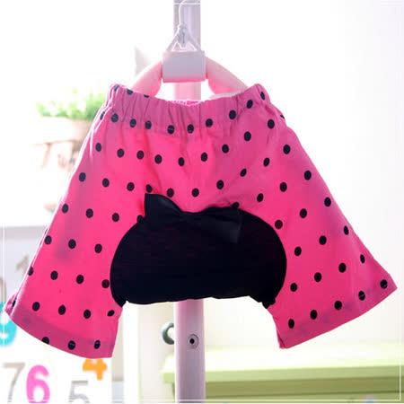 (購物車)魔法Baby ~小喇叭蝴蝶結短褲(粉紅)~時尚設計童裝~k19889