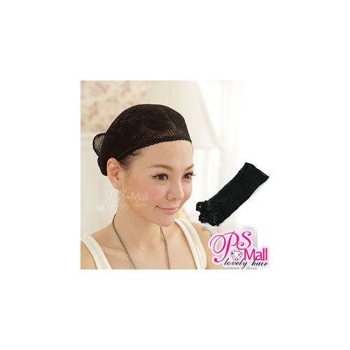 PS Mall╭*假髮水水必備心機物 假髮專用髮網 加長版【P5】