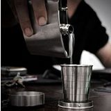 六層不鏽鋼便攜折疊杯