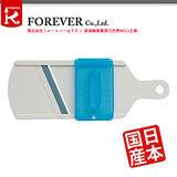【FOREVER】日本製造鋒愛華 銀鈦削片刀
