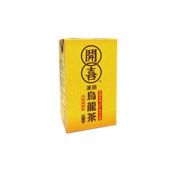 開喜凍頂烏龍茶(微甜)250ml*24入