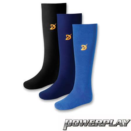 【POWERPLAY】棒壘運動襪(兩雙入)