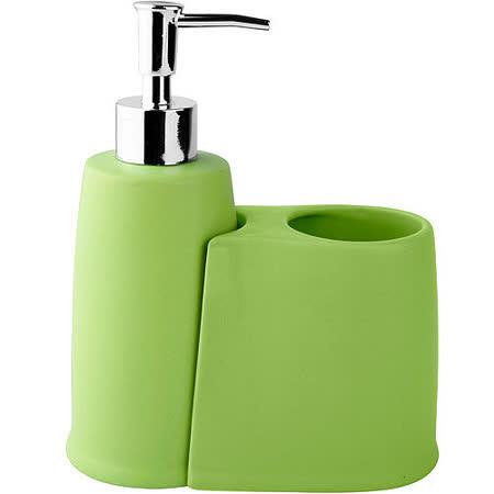 《GALZONE》Bath 牙刷架給皂器組(綠)