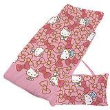 【享夢城堡】HELLO KITTY 我的娃娃系列-舖棉兩用兒童睡袋