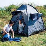 《購犀利》美國品牌【Bestway】79吋單人附遮雨棚開窗式帳篷☆露營、野釣、登山等戶外休閒必備