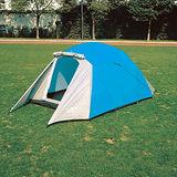 《購犀利》美國品牌【Bestway】83x74x47吋三人雙門式圓頂帳篷☆露營、野釣、登山戶外休閒必備