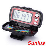Sunlus四合一多功能計步器