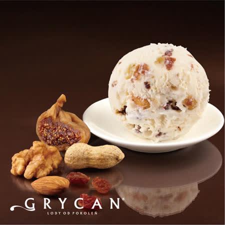 【Grycan】波蘭香草樂園冰淇淋 2入 (500ml/入)