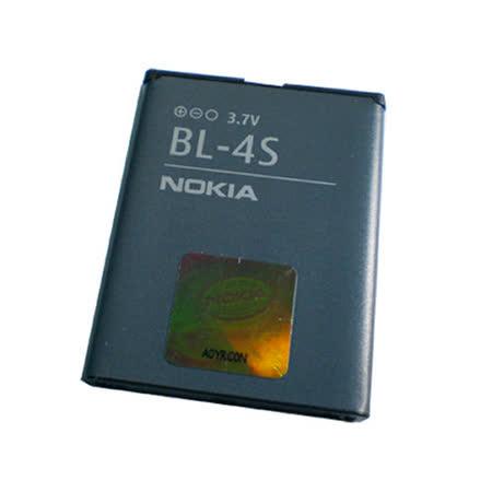 原廠電池 Nokia BL4S 2680S 3600S 6208C 7100S 7610S 6208Classic 3710 fold X3-02 860mAh