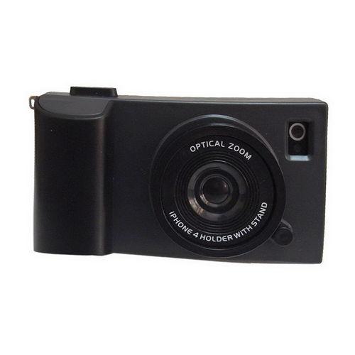 iPhone 4/4S 相機造型保護殼