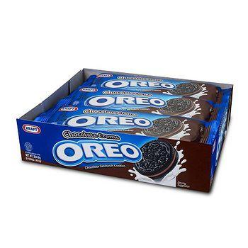 奧利奧OREO巧克力三明治餅乾隨手包264.6g