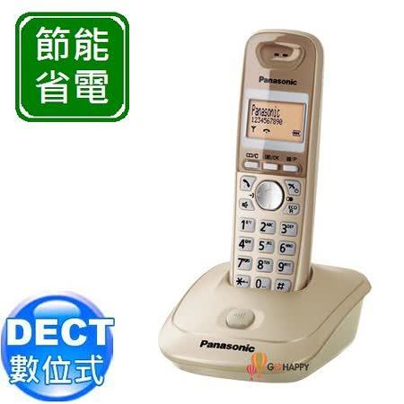 Panasonic ECO DECT 節能數位無線電話 KX-TG2511 (香檳金)