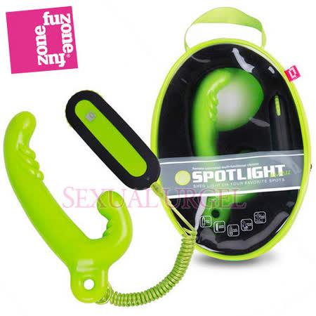 【超商取貨】美國Funzone-Spotlight-Heiress 聚光焦點-希爾頓 按摩器
